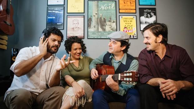 Teatro do Paiol recebe show com obras de Baden Powell e Garoto (Foto: Lucas Rachinski/ Divulgação)