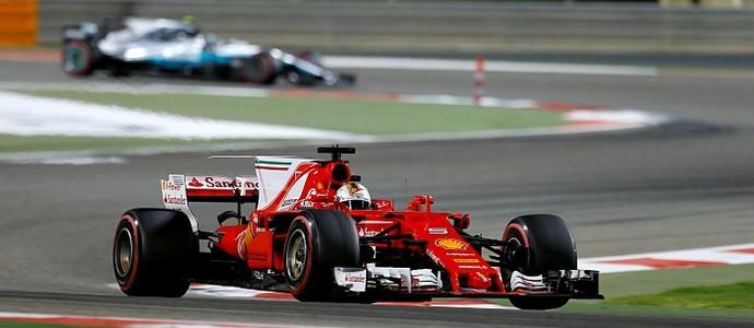 Sebastian Vettel vence o GP do Bahrein (Foto: Reuters)
