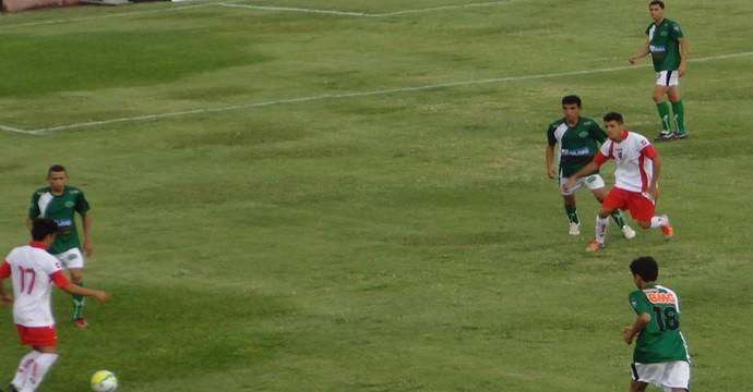 Imagine perde de goleada no primeiro jogo na Copa São Paulo de Futebol Júnior (Foto: Paulo Dantas do Embuguaçuano/Divulgação)