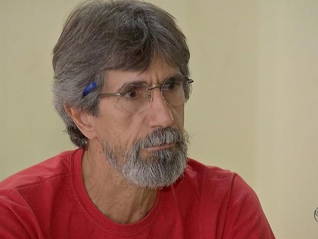 PSTU oficializa Suél Ferranti como candidato a prefeito de Campo Grande (Foto: Reprodução/TV Morena)