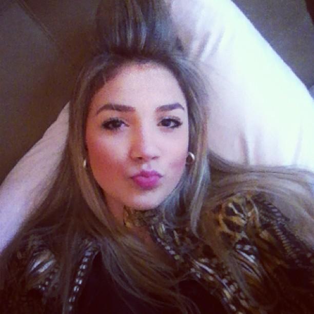 Bruna Santana (Foto: Reprodução/ Instagram)