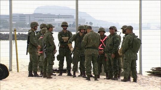 Forças Armadas serão fator de 'atemorização' em presídios, diz Temer