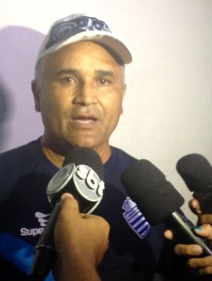 Oliveira Canindé (Foto: Viviane Leão/GloboEsporte.com)