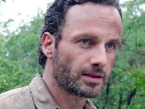"""Rick Grimes, protagonista de """"The Walking Dead' (Foto: Divulgação/Fox)"""