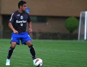 Werley é titular de Luxa no Grêmio (Foto: TXT Assessoia)