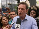 Crivella diz que pretende revitalizar a Região da Leopoldina, no Rio