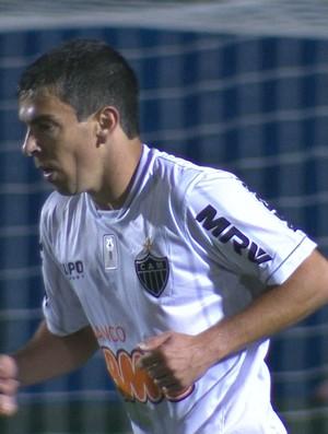 Leandro Donizete, volante do Atlético-MG (Foto: Reprodução / Premiere FC)