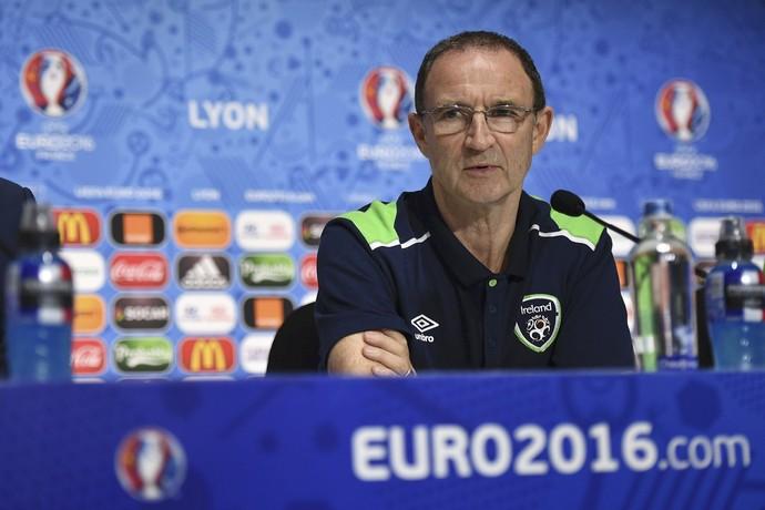 Martin O'Neill Irlanda (Foto: Reuters)