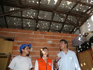 Governador do Paraná esteve em Foz do Iguaçu nesta quarta-feira (Foto: Orlando Kissner/ Agência de Notícias)