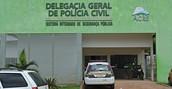 Polícia ainda investiga furto de droga em delegacia (Taís Nascimento/G1)