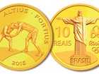 BC lança na sexta último conjunto de moedas dos Jogos Olímpicos