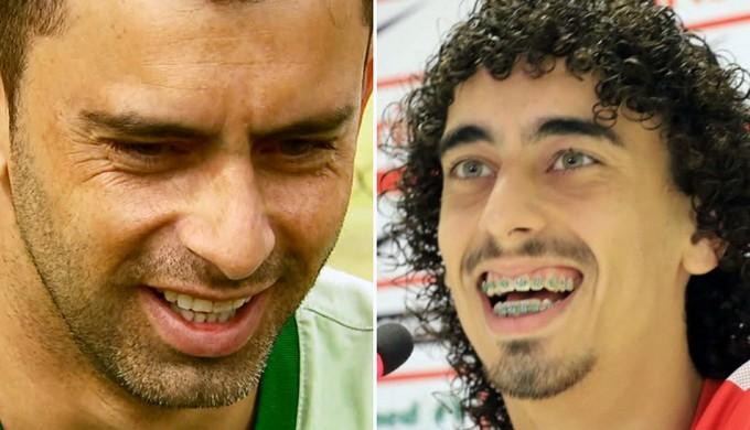 André Ferreira quer repetir bom desempenho do irmão Valdívia na Caldense (Foto: Reprodução EPTV)