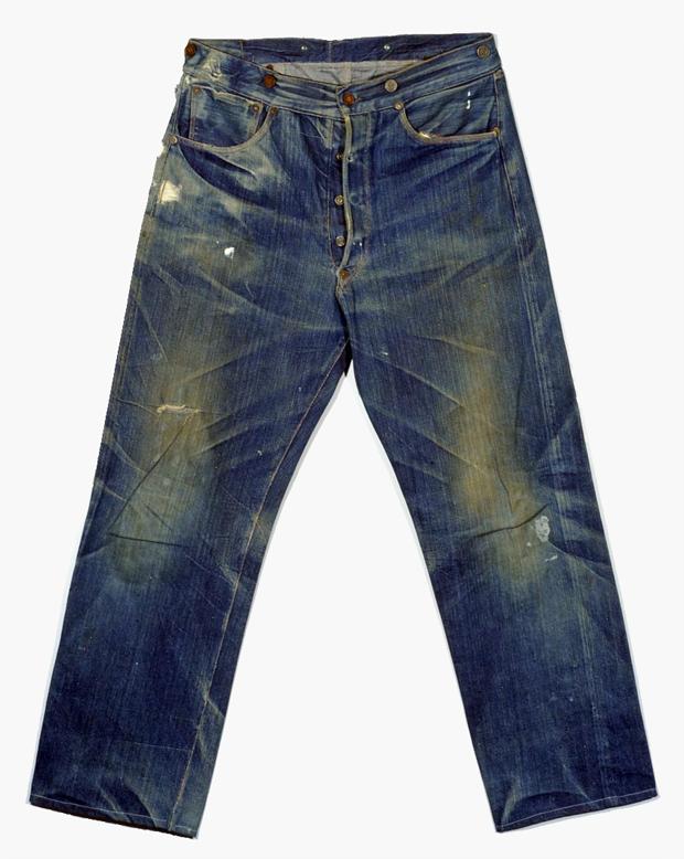 Calça Levi's 501 de 1890 (Foto: Divulgação)