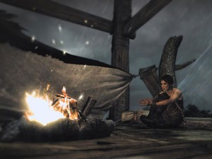 Lara Croft em novo 'Tomb Raider' (Foto: Divulgação)