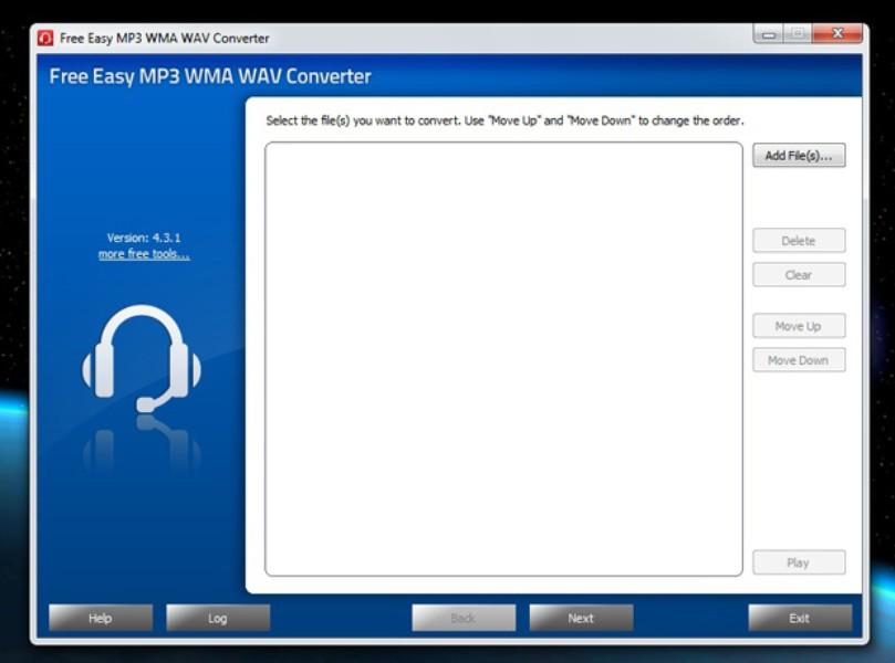 download converter wav microsoft win7 free wma to