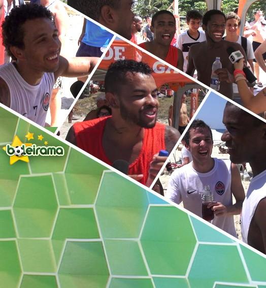 alegria brasileira (GloboEsporte.com)