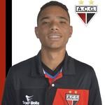 Luiz Fernando (Atlético-GO)  (Foto: Divulgação/ Site do Atlético-GO )