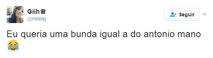 Antônio Tweet 2 (Foto: Reprodução)