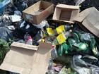 Cooperativa passa a fazer a separação de lixo reciclável em Santos, SP