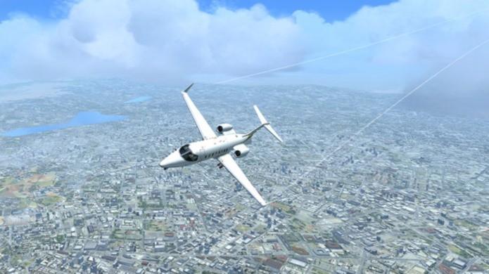 Número um da lista de qualquer lista de simuladores de voo para PC (Foto: Divulgação)
