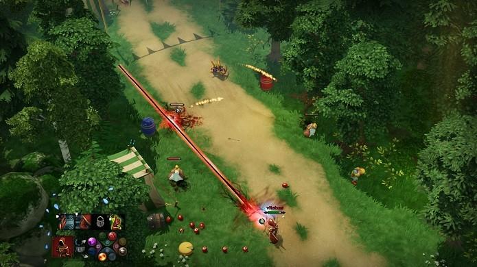 Magicka 2 está de volta com jogabilidade simplificada (Foto: Reprodução/Victor Teixeira)