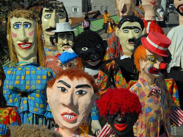 Festival vai contar com apresentações de música e dança, e também com oficina para confecção de bonecos de carnaval (Foto: Reinaldo Meneguim/Divulgação)