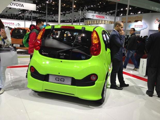 Chery QQ tem mesmo motor da geração anterior, mas plataforma recebeu melhorias (Foto: Priscila Dal Poggetto/G1)