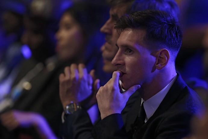 Messi sorteio Uefa Liga dos Campeões (Foto: Getty Images)