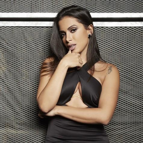 Anitta (Foto: Juliana Coutinho/ Divulgação Multishow)