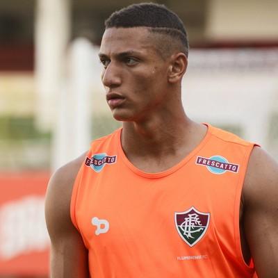Richarlison, Fluminense (Foto: Mailson Santana/Fluminense FC)