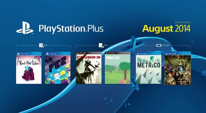 Crysis 3 e Fez são alguns dos games de agosto da PlayStation Plus. (Foto: Reprodução/ YouTube) (Foto: Crysis 3 e Fez são alguns dos games de agosto da PlayStation Plus. (Foto: Reprodução/ YouTube))