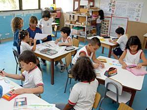 Escola de Aplicação abre inscrições para alunos da Educação Infantil (Foto: Reprodução/TV Liberal)