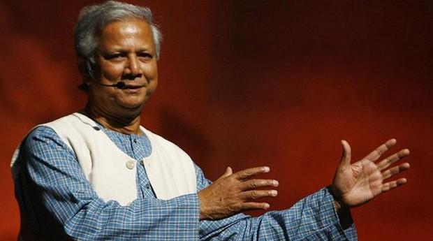 Yunus (Foto: Divulgacão)