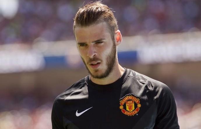De Gea, Manchester United (Foto: Agência Reuters)