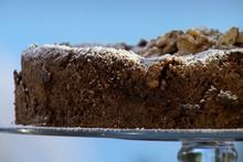 Annabel - bolo de maçã com nozes e canela