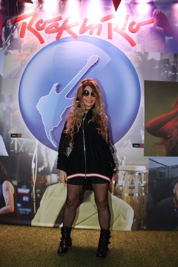 Elba Ramalho (Foto: Roberto Valverde/Ed Globo )