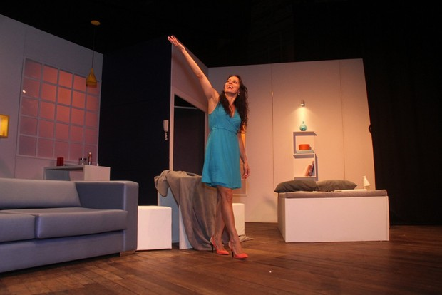 Claudia Mauro (Foto: Thyago Andrade/Foto Rio News)