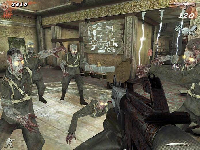 Call of Duty: Zombies (Foto: Divulgação)