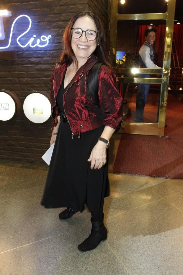 Regina Duarte  (Foto: Marcos Ferreira / Brazil news)