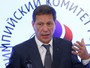 Presidente do Comitê Olímpico Russo, Alexander Zhukov renuncia ao cargo