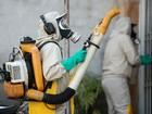 Detran realiza ação para combater o Aedes aegypti em Caxias