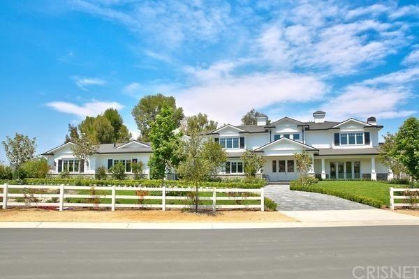 A mais nova mansão de Kylie Jenner (Foto: Reprodução)