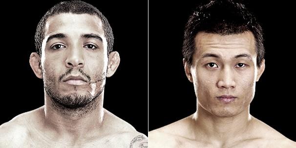 José Aldo enfrenta Chan Sung Jung, mais conhecido como 'Zumbi Coreano', neste sábado, dia 3 (Foto: Divulgação/UFC)