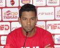 Wallyson lamenta pênalti perdido  e nova derrota do Vila no Goianão