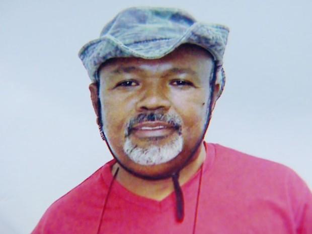 Osvaldo Celestino, de 51 anos, morreu atropelado quando seguia de bicicleta para o trabalho em Ribeirão Preto, SP (Foto: Reprodução/EPTV)