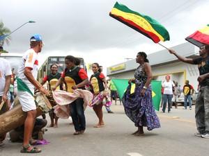 Exatas 55 comunidades quilombolas devem receber titulação de terras este ano (Foto: Flora Dolores/O Estado)