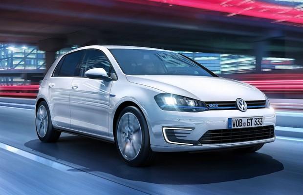 Volkswagen Golf GTE (Foto: Divulgação)