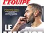 Jornal diz que Benzema será afastado da seleção francesa após escândalo
