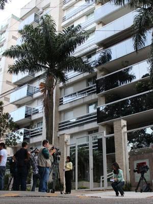 Cantor foi encontrado morto em seu apartamento, em Pinheiros (Foto: Alex Falcão/ Futura Pressa/AE)