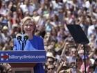 Hillary Clinton cria playlist no Spotify para corrida presidencial nos EUA